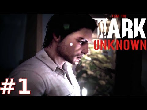 Fear The Dark Unknown - Part 1 Walkthrough (Survival Horror Gameplay)