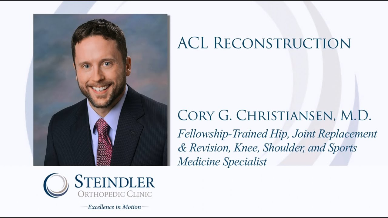 acl reconstruction dr cory christiansen acl reconstruction dr cory christiansen