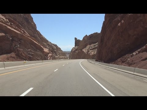 2K14 (EP 4) I-70 in Utah: The San Rafael Swell & Reef