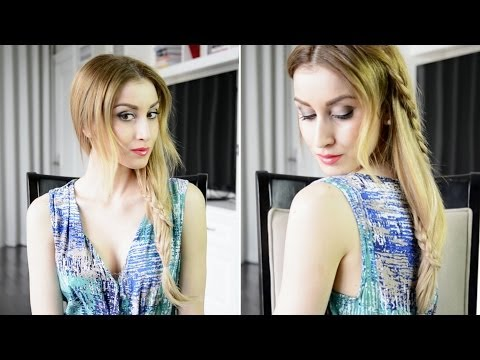 lace-braid-ponytail-hairstyle-|-fancy-hair-tutorial