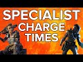 Black Ops 3 In Depth: Specialist Charge Times