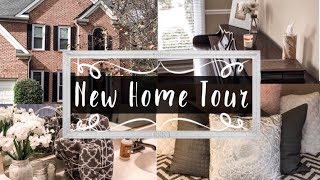*NEW* HOME TOUR | MINIMALIST DECOR | SIMPLE HOUSE TOUR
