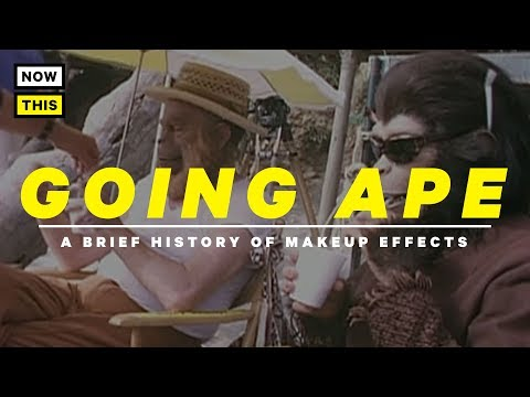 Planet of the Apes - The Evolution of Makeup & Visual Effects | NowThis Nerd