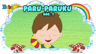 Paru Paruku bag 1 Bona dan Rongrong Dongeng Anak Indonesia Indonesian Fairytales