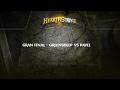 HCT Europe winter - Top 8 - Final - Pavel VS Greensheep