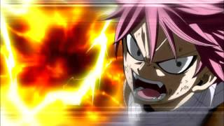 Fairy Tail Lightning Flame Dragon Roaring Extended