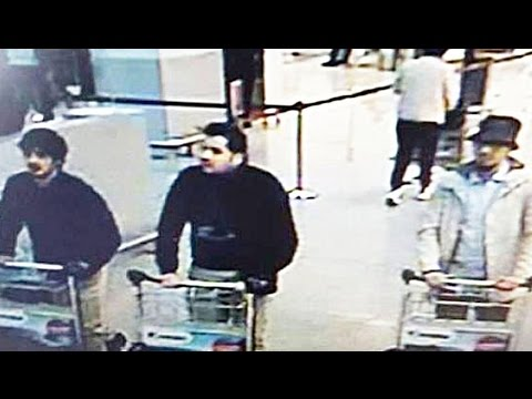 BREAKING: Manhunt Underway After ISIS Attacks Brussels