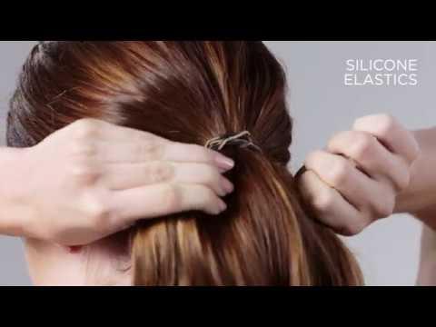 Revlon Hair Tools Essentials Coil and Silicone Elastics - YouTube bb22c597ec8