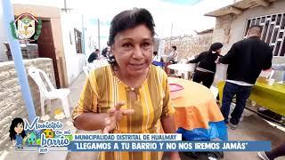 DEMOSTRAMOS CON HECHOS QUE LA MUNICIPALIDAD DE HUALMAY ESTÁ AL SERVICIO DE TODOS