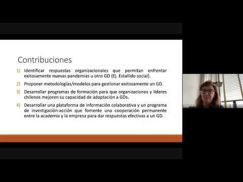 Proyecto COVID-19 - Liderazgo y Gestión de grandes desafíos