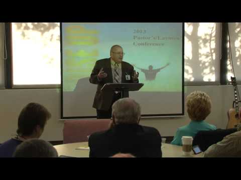 Bruce Kirby at Pastor's & Laymen's Conference