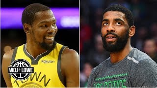 A 'moment of truth' could be coming involving Kyrie, Kevin Durant and the Nets - Woj | Woj & Lowe