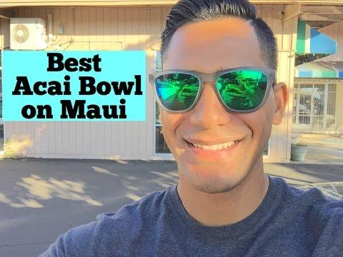 Choice juice Maui   Champion health bar Maui