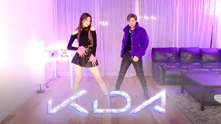 K/DA - 'POP/STARS' Ellen and Brian Choreography & Cover