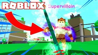 I GET THE TRIDENTE WITHOUT DOING THE MISION! roblox Power Simulator 🔱