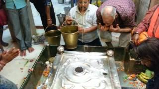 Baba Anandeshwar ka Rudra Abhishek