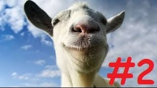 Goat Simulator: Wind Relic Time Bay Bay!!! - Ep. 2