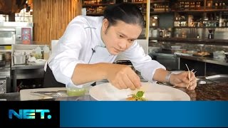 Shandy Aulia & Denny - Cream Soup Asparagus | Chefs Table | Chef Chandra | NetMediatama