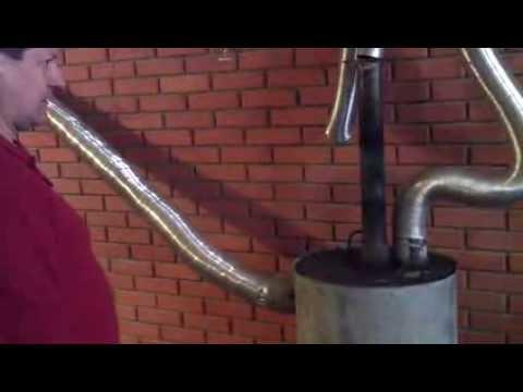 Теплообменник на твердотопливный котёл своими руками фото 107