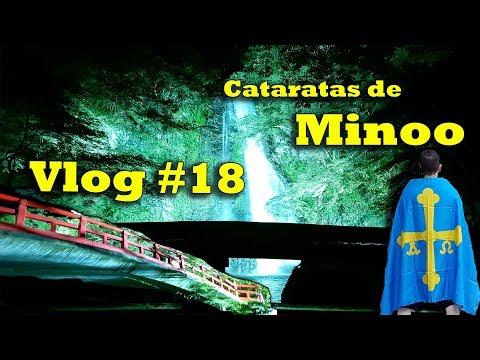 Cataratas De Minoo ー Vlog #18