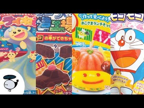 JAPANESE DIY CANDY KIT MARATHON #24