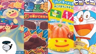 JAPANESE DIY CANDY KIT MARATHON #24