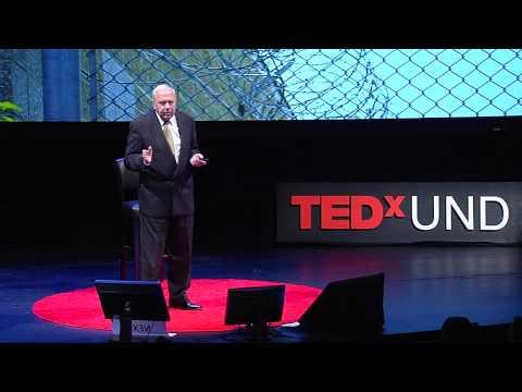 An Escape Strategy For the War On Crime: Healing the Criminal  Rev. David Link  TEDxUND