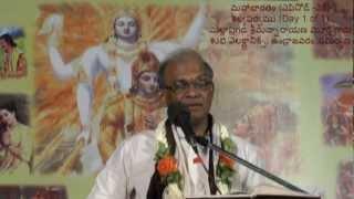 01 of 01 Salya Parvam of Mahabharatam by Mallapragada Srimannarayana Murthy(Episode 38)