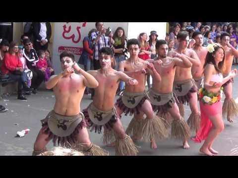Baile pascuense 4MC 2015. Boston College San Martín.PARTE 2
