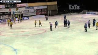 Ljusdals BK - IK Sirius BK Elitseriekvalet Grupp B 2015