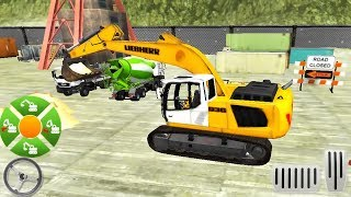 Army Bunker Build - Excavator Construction Simulator - Android…