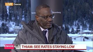 Credit Suisse's Thiam: Esg Is Very Real