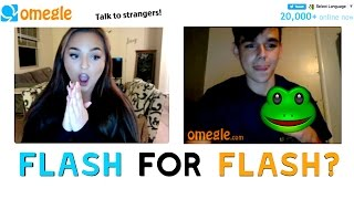 THE VIDEO WHERE I MEET MY BOYFRIEND FOR THE FIRST TIME ON OMEGLE