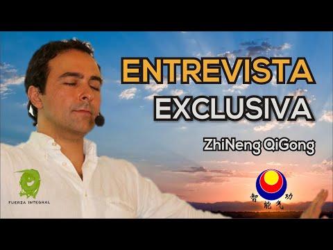 Eduardo Osegueda Zhi Neng Qi Gong - Entrevista exclusiva