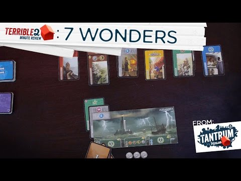 Tantrum House | 7 Wonders Review