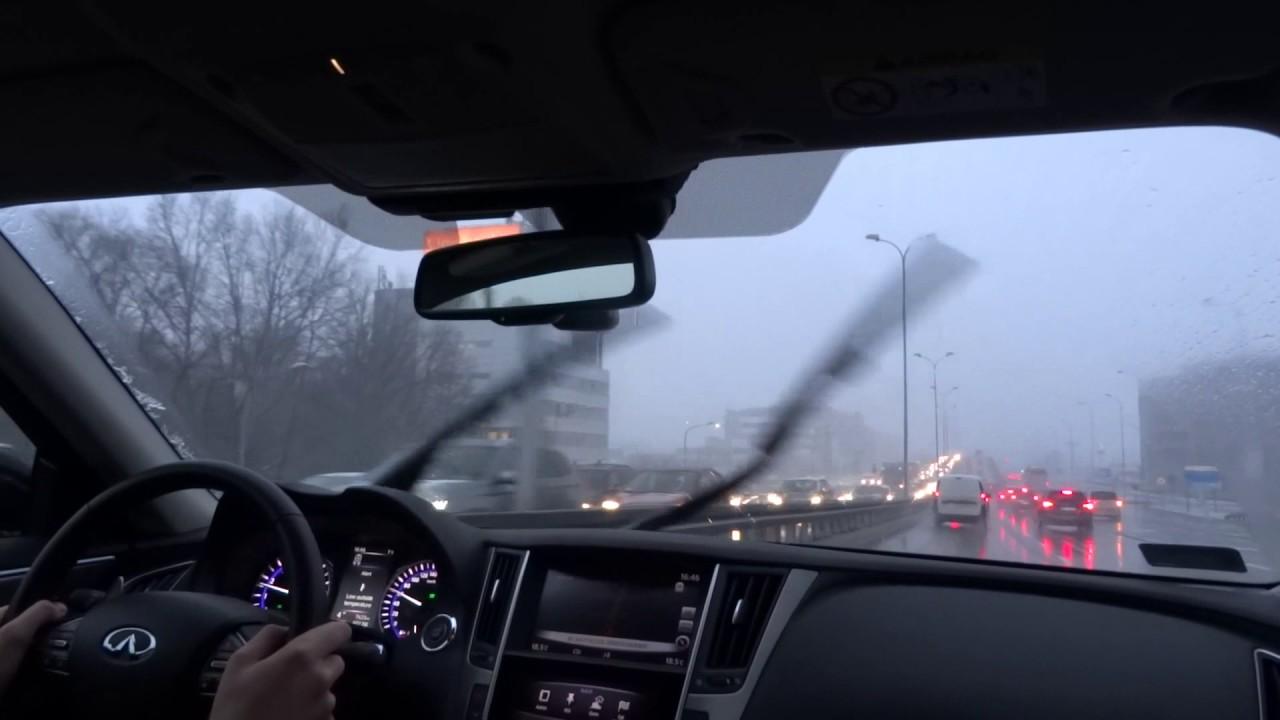 2017 Infiniti Q50S HYBRID AWD 3.5 V6 [MEGA TEST] [Jazda Próbna] Testowa PL