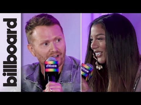 Victoria Monét, Shane McAnally & More | They/Them Write The Songs | Billboard & THR Pride Summit