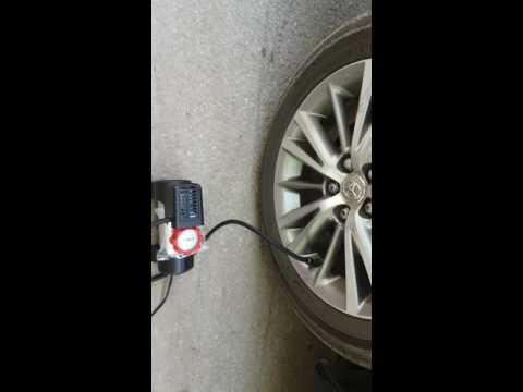 Test Bơm ôtô COIDO 6218 giá 700k: LH mua hàng  0903237887