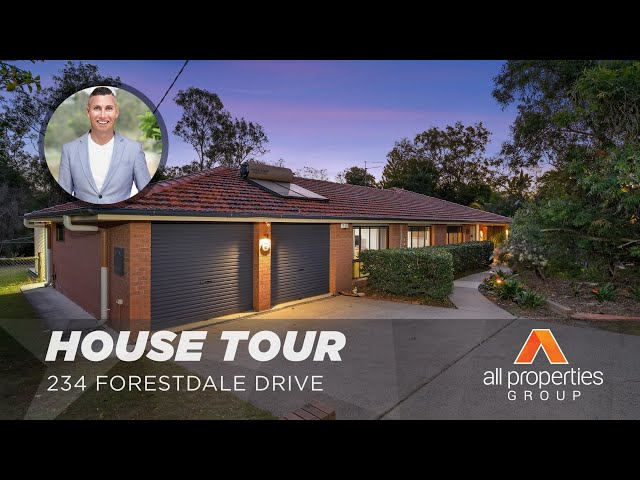 HOUSE TOUR | 234 Forestdale Drive, Forestdale | Chris Gilmour