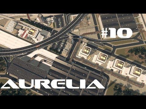 Cities: Skylines - Industrial Zone Detailing - Aurelia #10