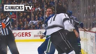 Ryan Stanton vs Jordan Nolan (Nov. 25, 2013)