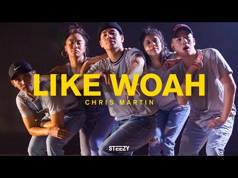 Chris Martin Choreography | Like Woah - Logic Dance | STEEZY.CO