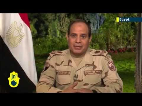 Egypt's Sisi Declares Candidacy: Top general confirms he will run for Egyptian presidency