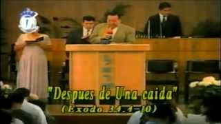 ¡Despues de una Caida! │Pstr Gral. Dr. Edgar Lopez Bertrand (Toby) │T.B.B.C