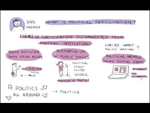 What is political participation?