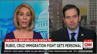 Marco Recaps The South Carolina Debate On CNN | Marco Rubio for President
