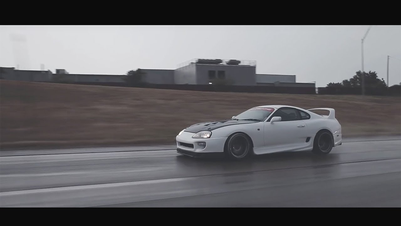 Toyota Solara 2017 >> STANCED TOYOTA SUPRA | After Effects Call Outs Edit - YouTube