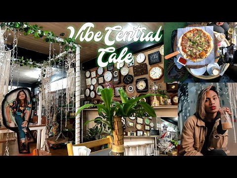 Where in La Trinidad? | Vibe Central Cafe (Music Video Exam - Bloopers)