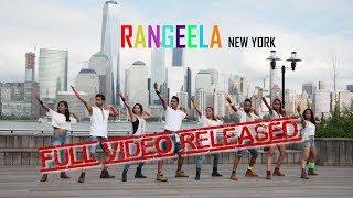 Rangeela New York |  Yai Re dance choreography | Adaa Dance Project