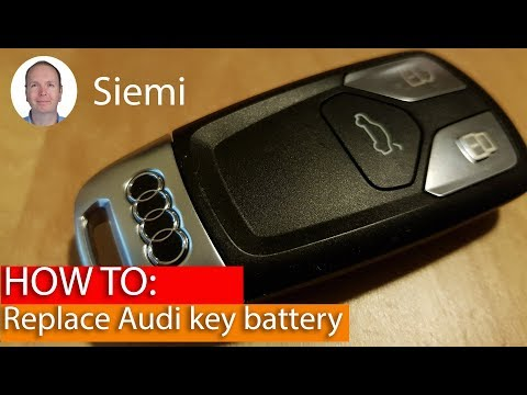 ACCESS YouTube - Audi a4 car battery replacement